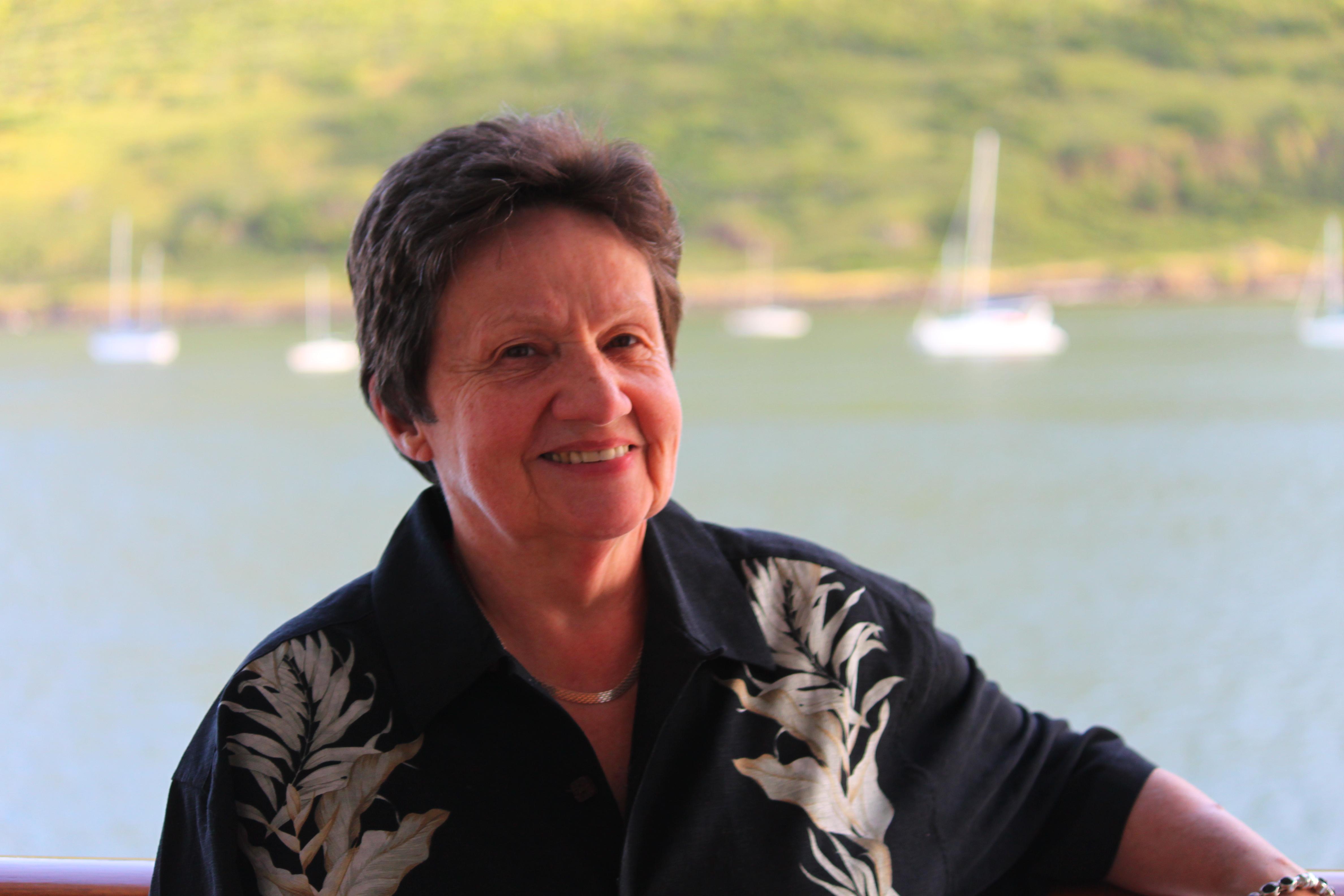 Rev. Cathie Sinfield